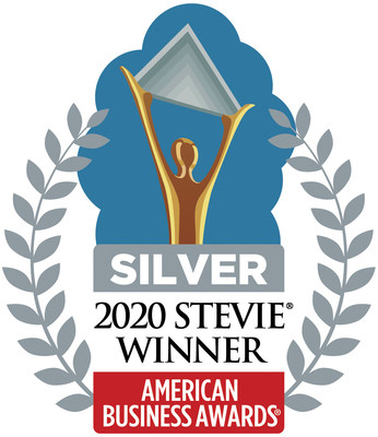 American Business Awards 2020 Silver Stevie