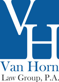 The bankruptcy firm of Van Horn Law Group, P.A. is dedicated to restoring peace of mind to individuals in financial distress by providing first-rate, affordable legal services with compassion, understanding, and respect. Visit www.vanhornlawgroup.com.
