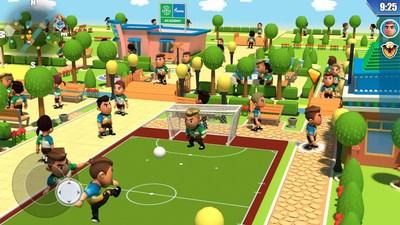 Gazprom国际儿童社会项目足球-友谊第八赛季即将开赛