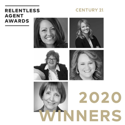 Century 21 Real Estate Honors Q1 2020 Relentless Agent Award Winners for Extraordinary Client Service