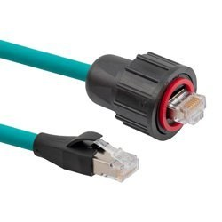 超六類IP67級線纜組件