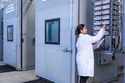 PV module testing in environmental chambers for the 2020 PVEL PV Module Reliability Scorecard