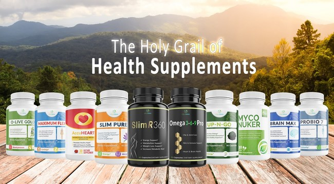 Cell Grail Presents New Natural Weight Loss Support Supplement