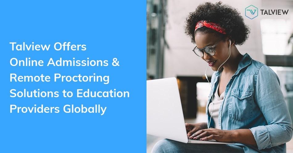 Talview Launches its Instacampus Solutions to Help Schools Build Their Digital Campus (PRNewsfoto/Talview)