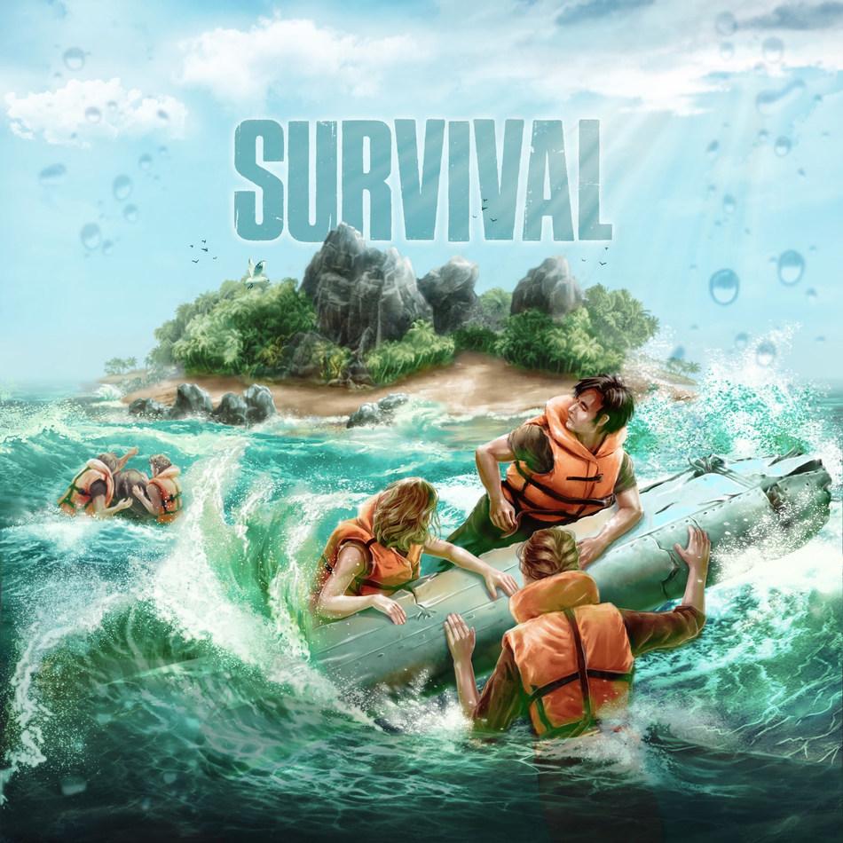 VR Escape Game SURVIVAL: Plane Crashes Near Uninhabited Islands