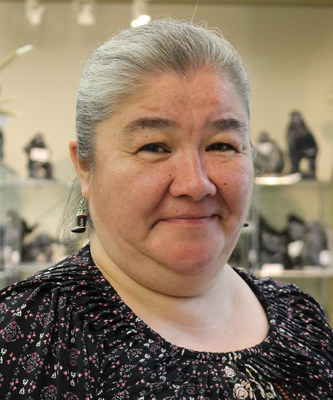 Mary Johaness, President Ilagiisaq / FCNQ (CNW Group/FCNQ)