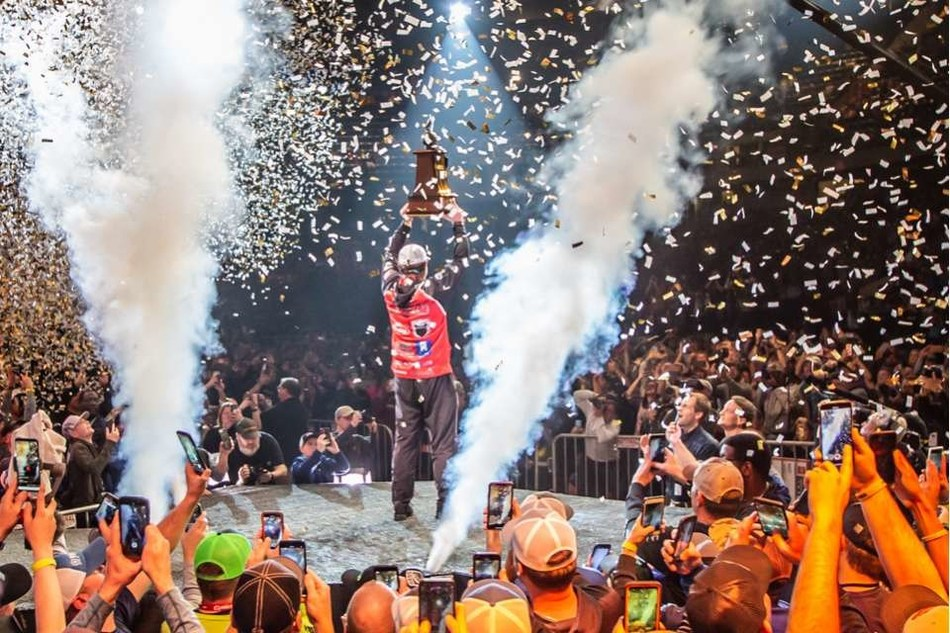The 2020 Academy Sports + Outdoors Bassmaster Classic presented by Huk generated $35.9 million in economic impact for the host community.