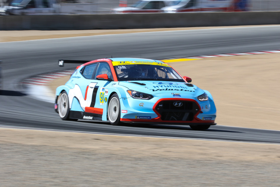 Hyundai Becomes Title Sponsor of IMSA Race Weekend at WeatherTech Raceway Laguna Seca