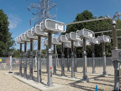 La tecnología de control de flujo de energía de Smart Wires ha sido adoptada por UK Power Networks (PRNewsfoto/Smart Wires)