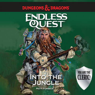 Dreamscape Media introduces interactive audiobooks for Dungeons & Dragons: Endless Quest series. Stories now available on hoopla digital, Amazon, Apple iBooks, Audible, Google Play, and everywhere audiobooks are sold.