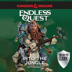 Dreamscape Media Introduces New Dungeons & Dragons: Endless Quest Interactive Children's Audiobook Series
