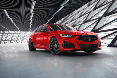 All-New 2021 TLX Elevates Acura Sedan Performance with Turbo Power, Dedicated Platform and Expressive Styling