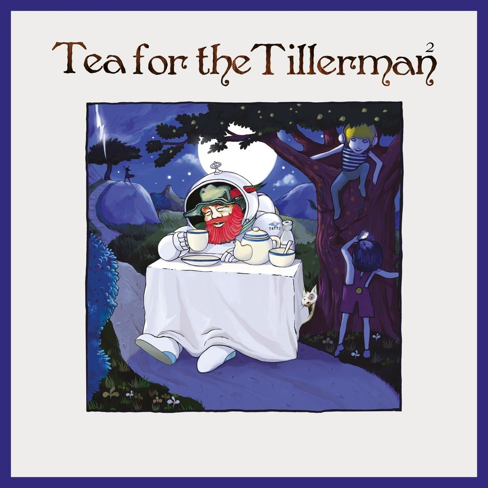50 years on from the release of 'Tea for the Tillerman,' the 1970 multi-platinum selling, era-defining album that made a superstar, Yusuf / Cat Stevens is set to release 'Tea for the Tillerman²' on September 18th via UMe.