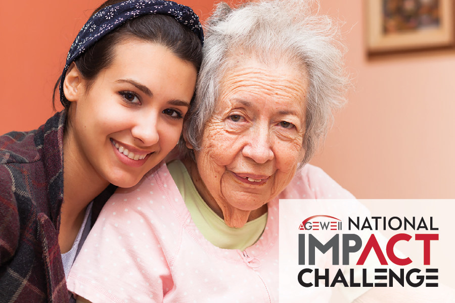 Fifteen startups from Canada's AgeTech sector will compete in the AGE-WELL National Impact Challenge. The three events will be livestreamed. (CNW Group/AGE-WELL Network of Centres of Excellence (NCE))