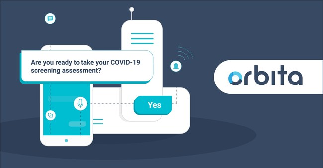Help patients and keep employees healthy during the COVID-19 pandemic with Orbita's chatbot and voicebot solutions, reducing contact center burden and protecting essential workers and front-line staff.