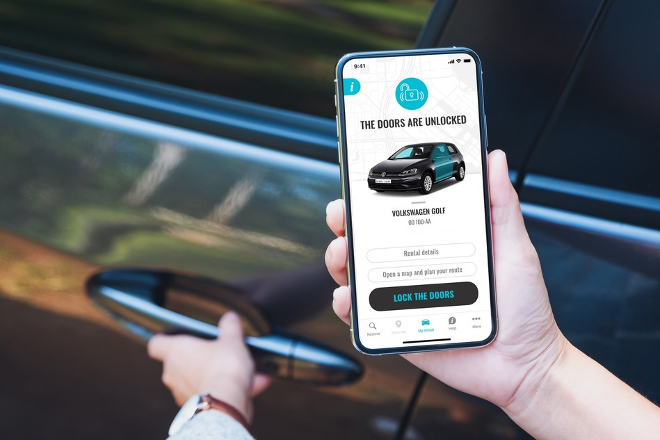 Car Rental Gateway's new white-label app is a promise for a better future in car rental