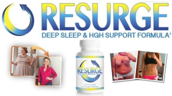 Swell Fitness Reviews the Resurge HGH Support Supplement