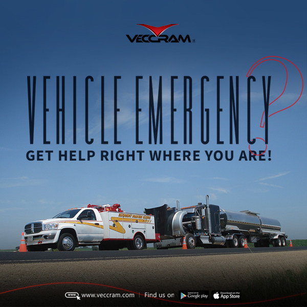 VECCRAM - Connecting Drivers with Roadside Assistance Providers!