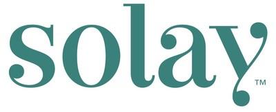 Solay App Logo (PRNewsfoto/Solay App)