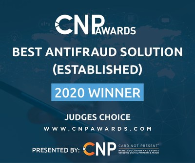 LexisNexis Risk Solutions Named 'Best Anti-Fraud Solution (Established)' by Card Not Present