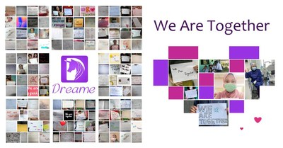 "Dreame Launched ""#We Are Together"" Online Activity For Spreading Positivity During this Special Time"