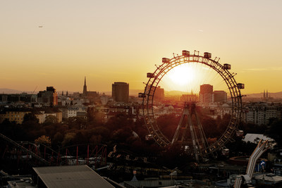 Vienna's Giant Ferris Wheel