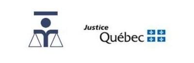 Logos de la CSJ et du ministère de la Justice (CNW Group/Commission des services juridiques)