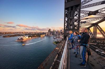 BridgeClimb, Sydney Harbour Bridge