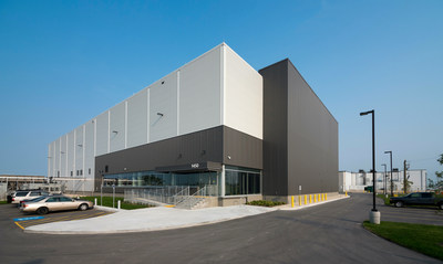 Bell Data Center in Winnipeg