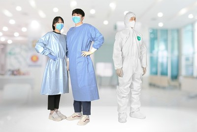 Pro Guard Protective Suit / CAREMILLE INT.