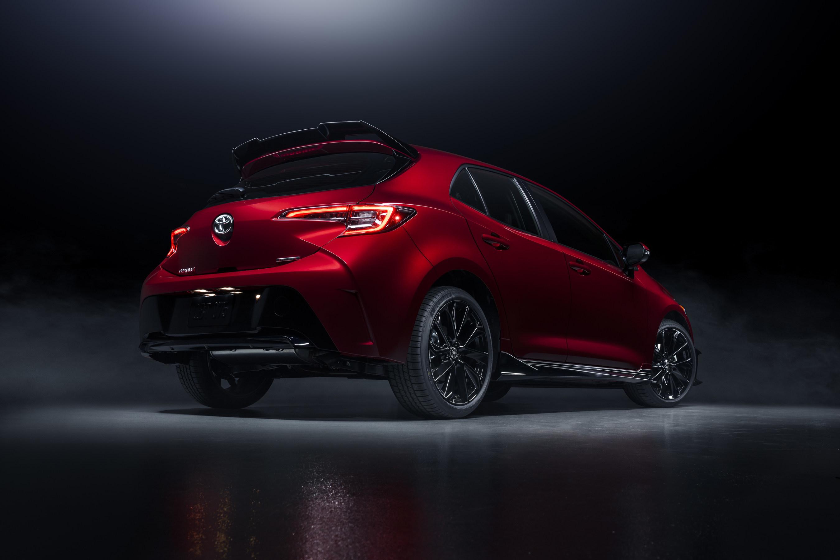 2021 Toyota Corolla Hatchback Price