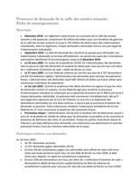 Processus de demande de la rafle des années soixante : Fiche de renseignements (Groupe CNW/Collectiva Services en Recours Collectifs)