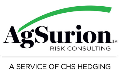 The AgSurion Risk Consulting name was chosen to reflect the reassurance producers and commercial customers gain when they move forward confidently with a sure plan of action - one that's built through strong teamwork and a focus on the future.