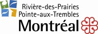 Logo : Arrondissement de Rivière-des-Prairies–Pointe-aux-Trembles (Groupe CNW/Ville de Montréal - Arrondissement de Rivière-des-Prairies - Pointe-aux-Trembles)