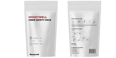 Honeywell Safety Pack for crew