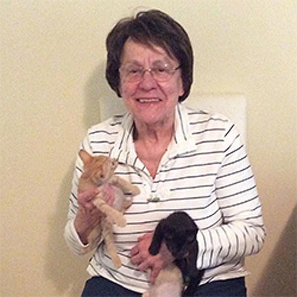 Rita Phelps, Palm Valley Animal Society (McAllen, Texas) (PRNewsfoto/Petco Foundation)