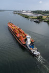 Greenbrier Marine and Overseas Shipholding Group, Inc. Announce Vessel Delivery