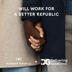 Banana Republic Donates Over $20 Million Of New Clothing To Americans In Need