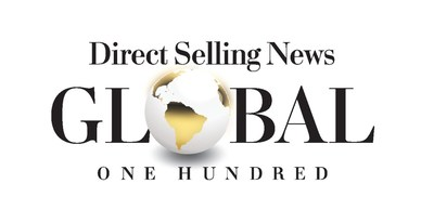 USANA placed 16th on Direct Selling News' Global 100 list of revenue generating direct sales companies