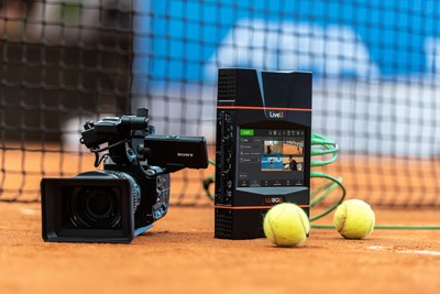 LiveU's LU800 Production-Level Field Unit