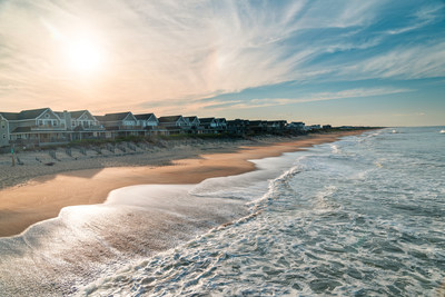 The Outer Banks of North Carolina are known for 100 miles of beaches, national parks and beautiful oceanfront vacation rental homes spread across charming small towns and villages.