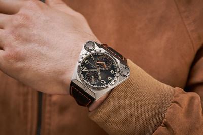 新型腕時計マーズコンカラーMk3発売