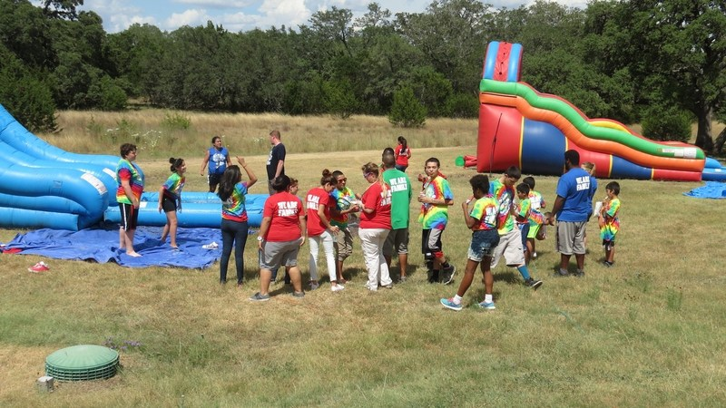 """RMYA """"We are Family"""" Summer Fun on Campus"""