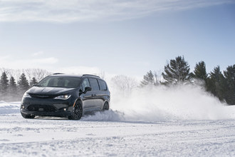FCA Dealers can now order the 2020 Chrysler Pacifica AWD Launch Edition, making the all-weather capable, seamless and fully automatic AWD system available for the current model year Pacifica.