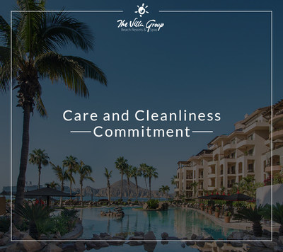 The Villa Group Beach Resorts & Spas - Care and Cleanliness Commitment