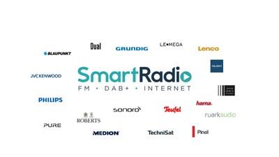 Current SmartRadio logo programme members