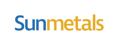 Logo: Sun Metals (CNW Group/Sun Metals)