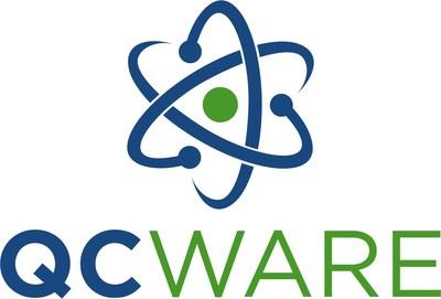 Quantum Computing as a Service (PRNewsfoto/QC Ware Corp.)