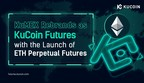 KuMEX Rebrands as KuCoin Futures with the Launch of ETH Perpetual Futures