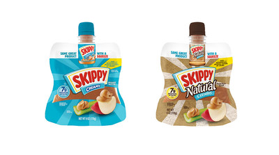 SKIPPY® Squeeze Peanut Butter and Peanut Butter Spreads